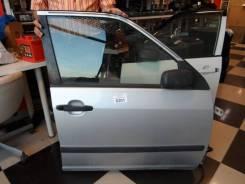 Дверь Toyota Probox правая серая перед электро №18