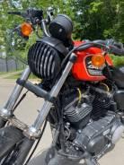 Harley-Davidson Sportster 883, 2012
