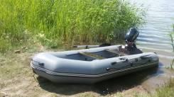 Лодка Бирюса-305 н. д. надувная моторно-гребная (SibRiver)