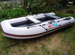 Лодка ПВХ Altair HD 380 НДНД