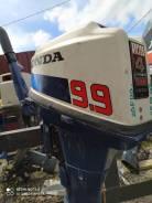 Лодочный двигатель Honda 9.9