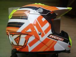 Мото кросс шлем L Nenki
