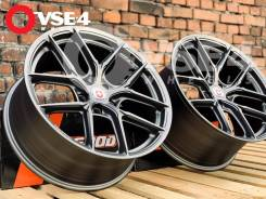 NEW! В Наличии! # HRE Performance P101SC R19 8,5J 5x114,3 Grey [VSE-4]