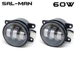 Светодиодные птф Sal-Man (взамен штатных птф)
