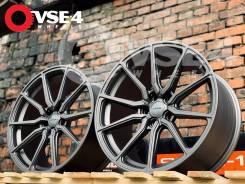 NEW! Разноширокий! # Vossen HF3 R19 8,5-9,5J 5x120 MATT Grey [VSE-4]