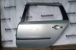 Дверь задняя левая для Renault Laguna 2 2001-2008