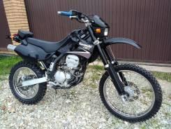 Kawasaki KLX 250, 2001