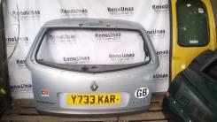 Дверь крышка багажника Рено Лагуна 2 универсал