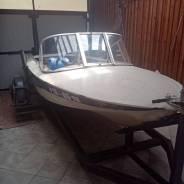Продам лодку обь 1 с мотором меркурий 25 л. с. 4т .