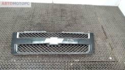 Решетка радиатора Chevrolet Trailblazer 2001-2010 (Джип (5-дв. )
