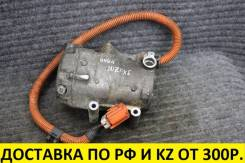 Компрессор кондиционера Toyota Prius 1Nzfxe [OEM 88370-47010]