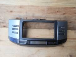 Консоль магнитофона контрактная Toyota MarkX GRX120 9351