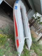Лодка Badger