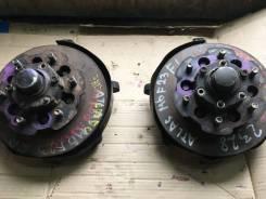 Ступицы Nissan Atlas, M6F23, N6F23, P2F23, P6F23, P8F23, R8F23