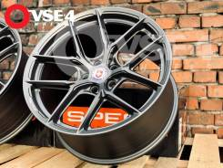 NEW! # HRE Performance P101SC R18 8J 5x112 GUN Grey [VSE-4]