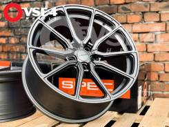 NEW! # Vossen HF3 R19 8,5J 5x112 MATT Grey [VSE-4]