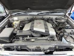 Двигатель контрактный Toyota Land Cruiser 100,2UZFE,2004год