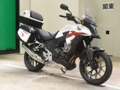 Honda CB400Х, 2014