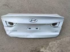 Hyundai Elantra крышка багажника
