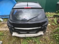 Задняя часть автомобиля opel Astra h