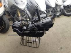 Двигатель AF34E на Honda dio нового образца GBLK