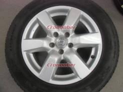 Оригинальные литые диски Nissan