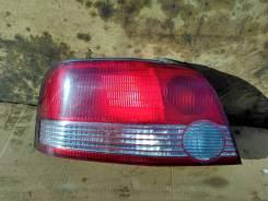 Фонарь задний Mitsubishi Galant 1998-2003