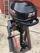 Продам лодочный мотор Suzuki DF2.5S