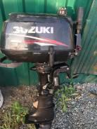 Продам лодочный мотор Suzuki DF6, 6 л/с, 4-х