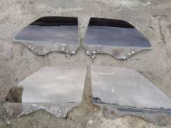 Продам стекла боковых дверей тойота кроун GX131