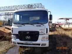 Hyundai Dump Truck, 2011