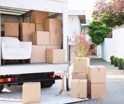 Переезд, Перевозка мебели, Вывоз мусора, Грузчики