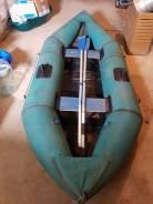 Продам надувную лодку Уфимка 24