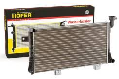 Радиатор охлаждения ваз 21213,21214 Нива 4х4 новый