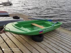 Моторная лодка Легат-390