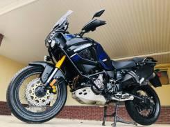 Yamaha XT 1200ZE Super Tenere, 2014