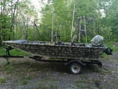 Продам лодку, Мастер 440