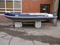 Лодка РИБ (RIB) Stormline Standard 430 (no console) AL