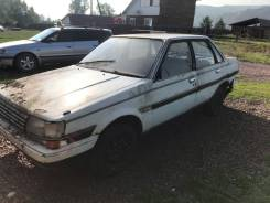 Toyota Corona, 1984