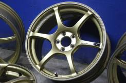 Легкие Японские диски Advan Racing RG III R17 5*100 7.5J ET50