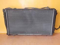 Радиатор охлаждения двигателя Subaru Forester SF5