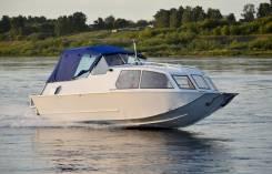Новый водомётный катер Бриз 580 от производителя