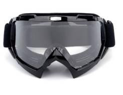 Очки мотокросс / эндуро DEX черный