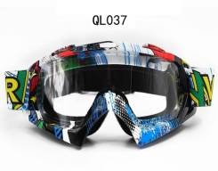 Очки мотокросс / эндуро Vemar QL037 Multi