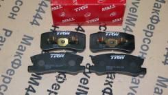 Тормозные колодки задние дисковые TRW для Mitsubishi / Citroen