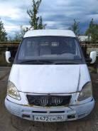 ГАЗ ГАЗель Микроавтобус, 2007
