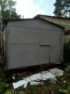 Сдам металлический гараж Иркутский тракт 173