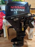 Nissan (Tohatsu) 9.8 четырехтактный+РИБ Форель С300