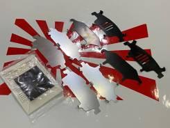 Пластины противоскрипные комплект Toyota Allion NZT240
