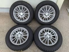 Как новый комплект колес Toyota Allion Prius Wish 195/65R15
